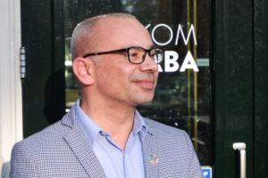 Stephan Siegertsz restaurantmanager De Tropen Amsterdam