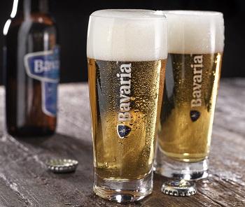 De gasten kunnen een diversiteit aan gerechten bestellen en ze vinden daarbij altijd een bijpassend bier.
