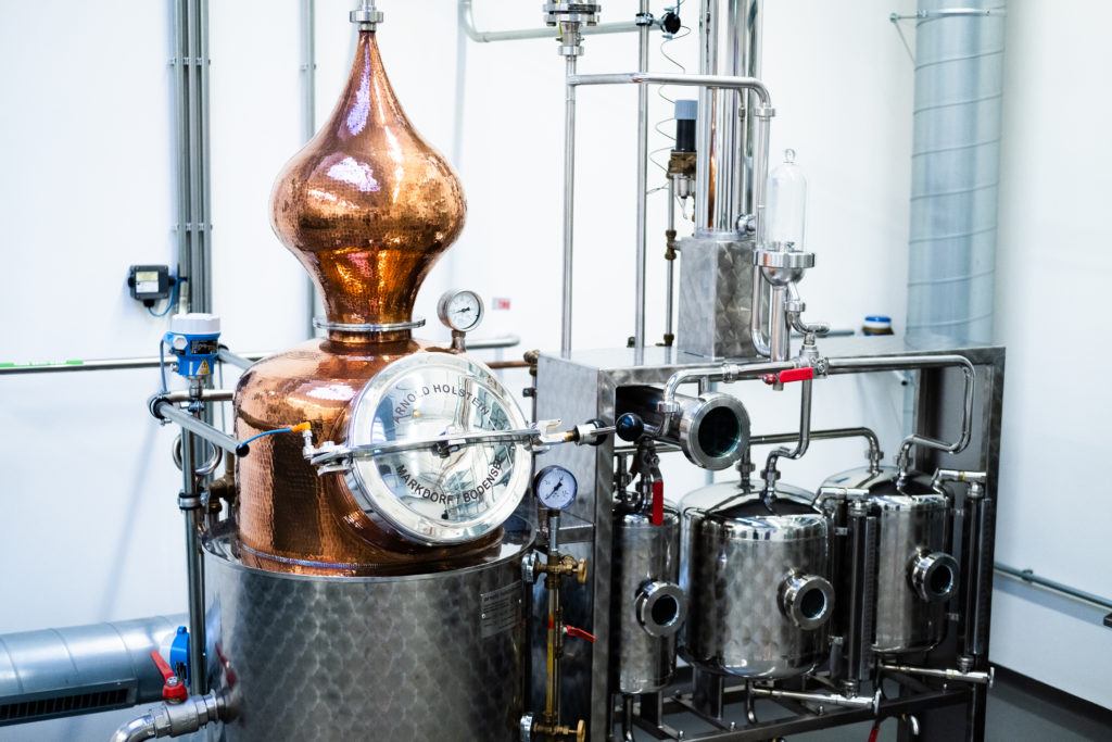 Spirited Union Distillery, Union 55 rum