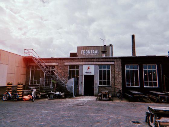 Bierbrouwerij Frontaal opent brouwcafé in Breda