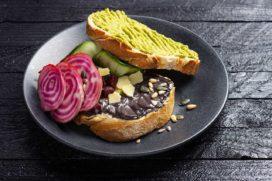 Anne&Max verrast met zwarte aïoli in vegetarische restaurantweek