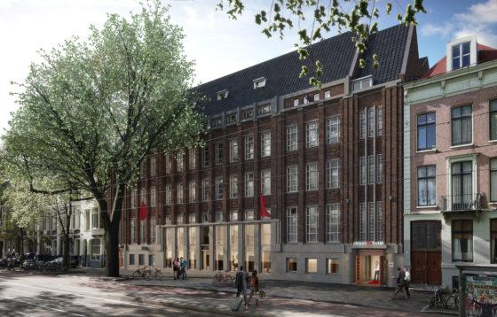Derde citizenM in Amsterdam opent in juli