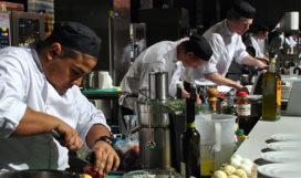 Vijf jaar 'Cooking Battles' tijdens de Horecabeurs in Goes