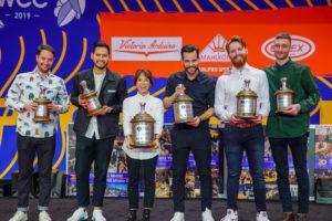 Geen finales voor Nederlandse deelnemers koffie WK