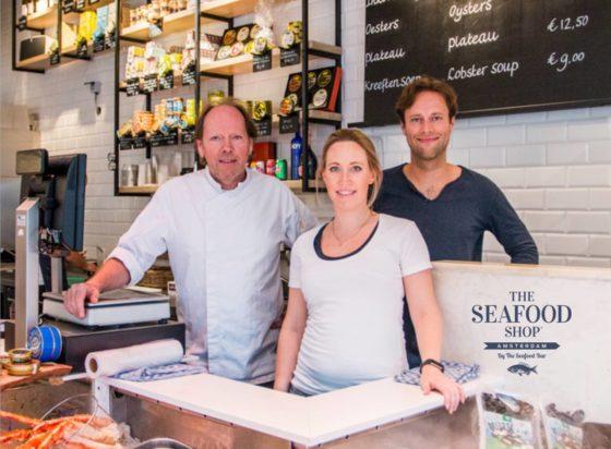 Start crowdfundingsactie voor The Seafood Shop dat moet sluiten
