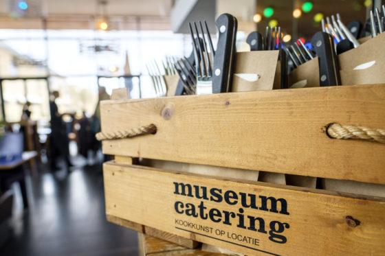 MuseumCatering actief op zeven locaties in Haagse culturele centra