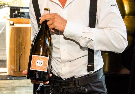 Albarino 'The embraced wine' Eivi, Rias Baixas, Spanje, The Harbour Club Vinkeveen ©evenhauzphotography