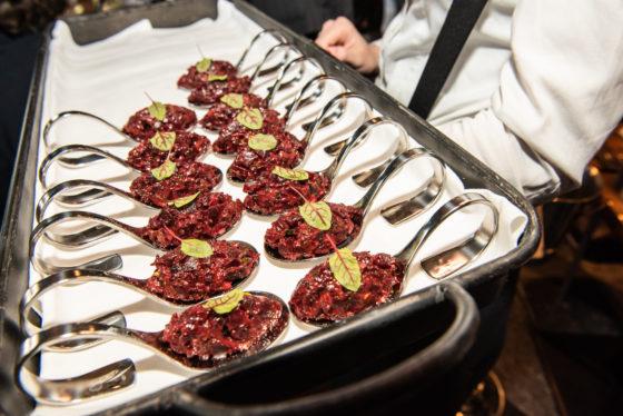 Steak Tartare van rode biet, The Harbour Club Vinkeveen, ©evenhauzphotography