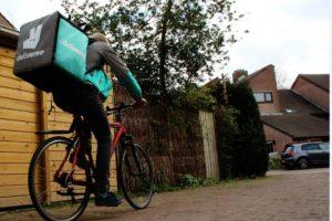 Deliveroo: '41,9 miljoen euro extra omzet voor NL-restaurantsector'