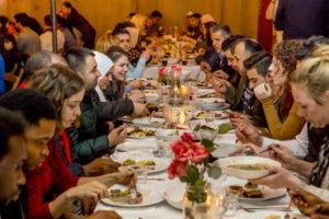 Havendiners: koken met en voor vluchtingen