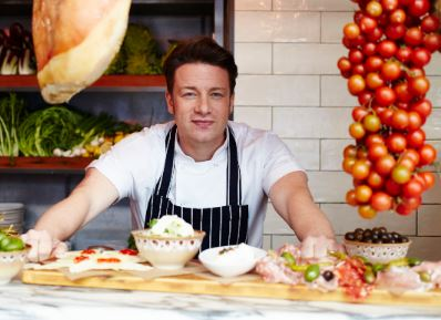 Britse restaurantsJamieOliver in problemen