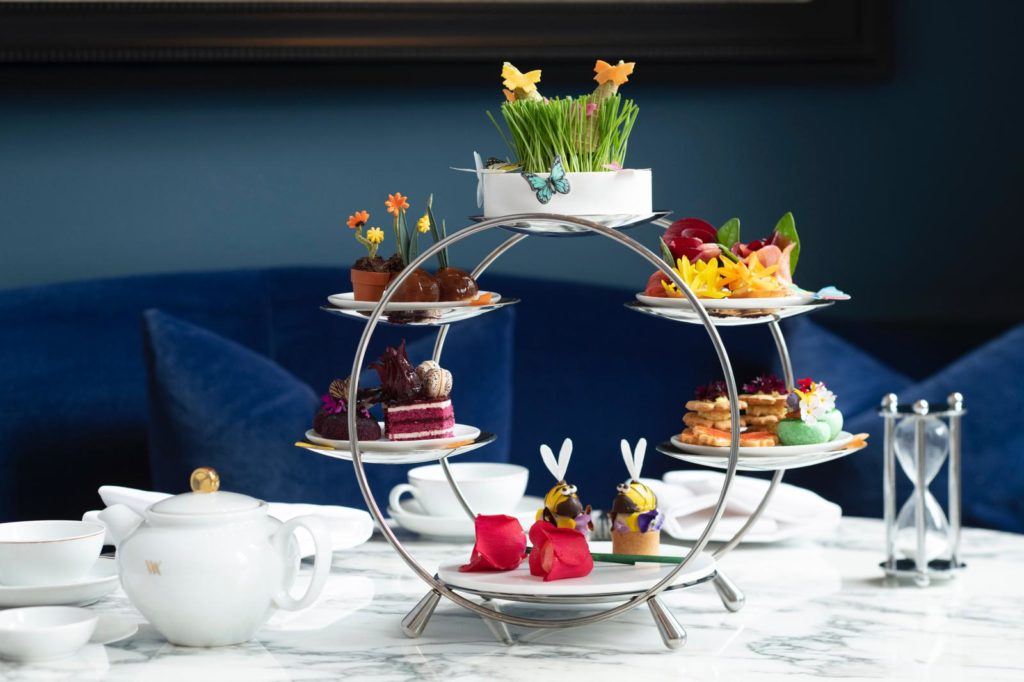 Waldorf Astoria Amsterdam - Anniversary Afternoon Tea