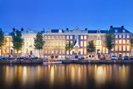 Waldorf Astoria Amsterdam viert vijfjarig bestaan