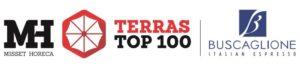terras top 100 logo buscaglione