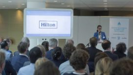 Hilton wil 10.000 vluchtelingen helpen in Europa