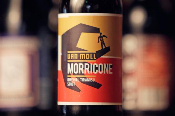 Morricone van Van Moll wint 'Knapste Etiket 2018