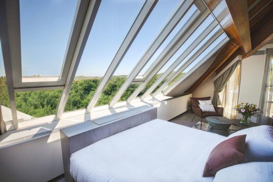 Thermae 2000 vernieuwt hotel en installeert sauna's in mergelgrot