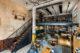 Horecainterieur: Militaire wasserij omgetoverd tot Gare Pompidou