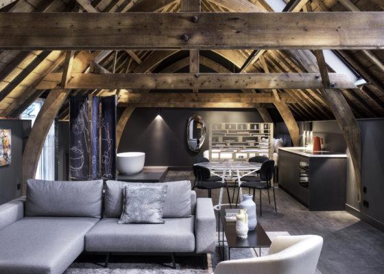Kazerne Hotel: Slapen met topdesigners