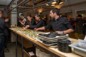 Food Club Rotterdam programmeert 'eten met een context'