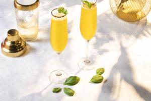 Recepten zomercocktails: Banana Wine, Champagne Julep en Gooseberry Lemonade
