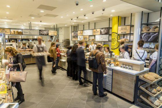 29 locaties van Broodzaak op stations worden Treck