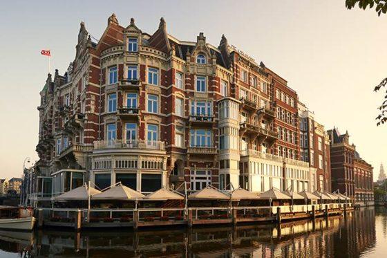 Hotel De L'Europe: redesign voor kamers en restaurants