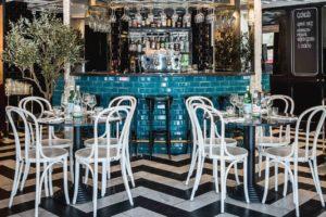 Nieuw loot aan George-stam: Georgio's Café