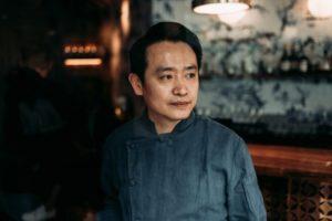 Han Ji kookt menu's voor betere lichamelijke balans