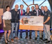 Elke gast van Radisson Blu Palace hotel doneert euro aan KNRM