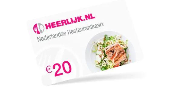 restaurantkorting