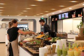 We Canteen creëert onderscheidende foodbeleving voor Samsung