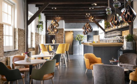 Complete restyling restaurant Zout&Citroen