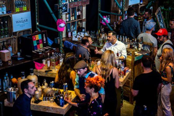 Perfect Serve Barshow 2019: 80 merken op 2100m2