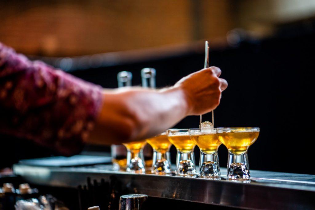 Perfect Serve Barshow