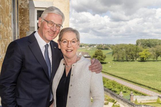 Peter Harkema verlaat na 35 jaar Château Neercanne