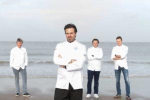 Nederlandse topchefs (oa Sergio Herman, Jonnie Boer) zetten 'bijvangst' Noordzee op menu