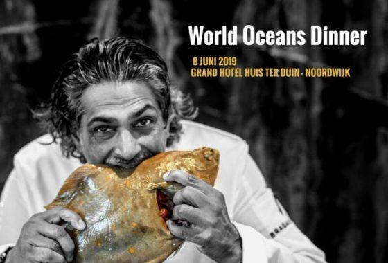 Soenil Bahadoer zet zich in voor behoud oceanen