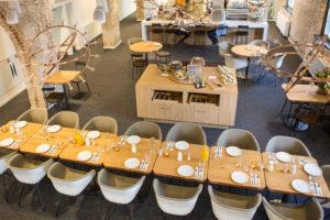 De Rooi Pannen Breda: nieuw hotel-restaurant voor leerlingen in legerkazerne
