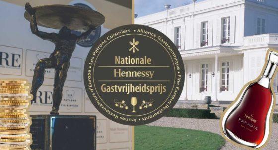 Strijd Nationale Hennessy Gastvrijheidsprijs 2019 losgebarsten