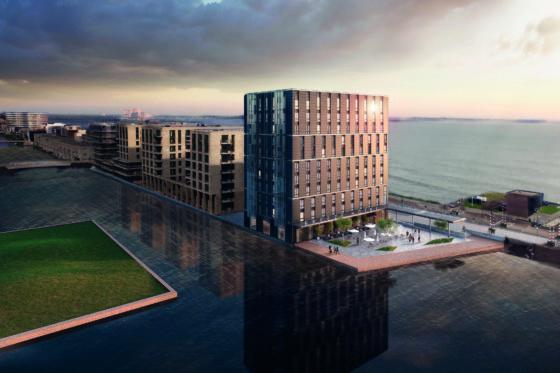 Termietenheuvel als inspiratie voor klimaatbeheersing Hotel Breeze