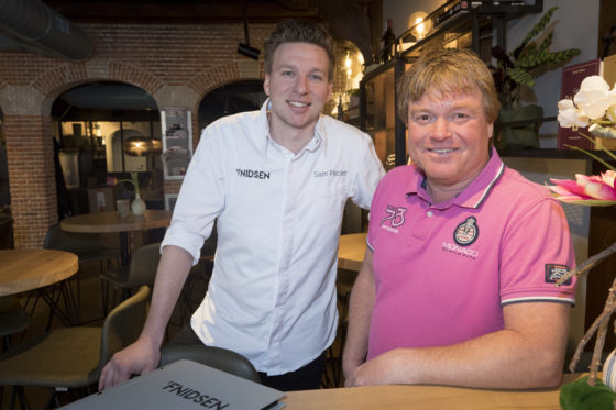Sam Piscaer en Martijn Rootring