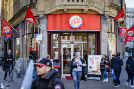 Horeca Top 100 2019 nummer 20: Burger King