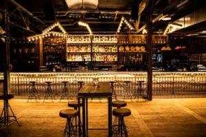 Horecainterieur: Indrukwekkend BBQ-restaurant Black Smoke van Jord Althuizen