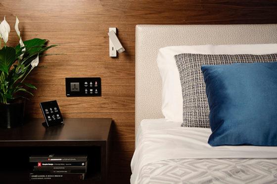 Kwaliteit omhoog door renovatie hotelkamer