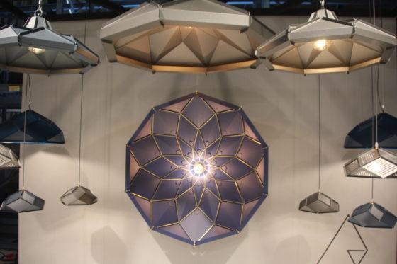 Designlampen van Romy Kuyne Design.