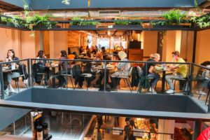 La Place opent flagship restaurant Kalverstraat Amsterdam