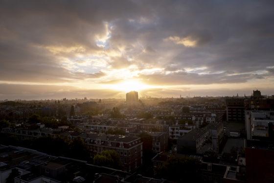 Roef: Rooftop Festival op 14 daken in Amsterdam