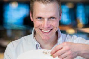 Promotie voor chef Rob Kapiteyn van Bodon Amsterdam