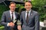 Adriaan Visser van Tribeca behaalt Advanced Sommelier titel